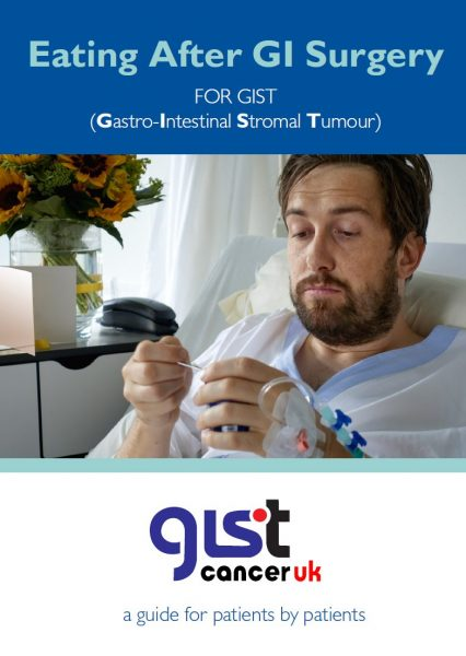 Eating after GI Surgery for GIST